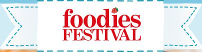 Foodie Festival logo