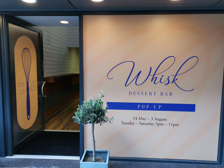 Whisk Dessert Bar