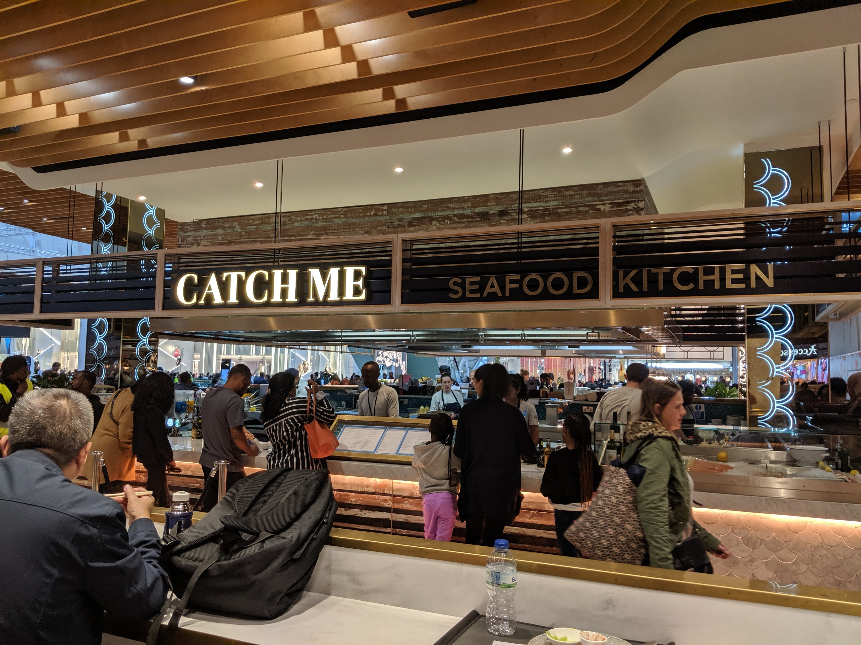 Catch Me restaurant