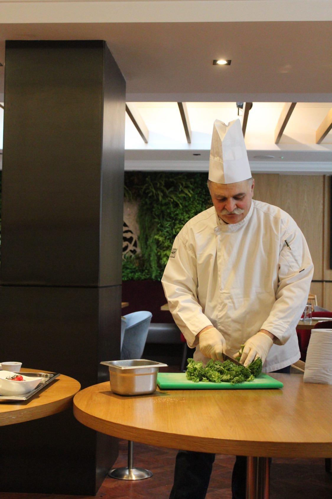 Abd ed Wahab chef masterclass