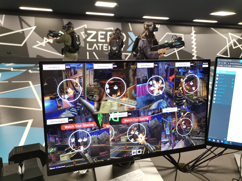meetspaceVR Zero Latency